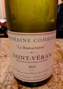 "Domaine Combier Saint Veran ""La Barnaudiere"""