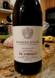 De Forville Barbera d'Alba