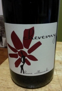 Herve Villemade Cheverny Rouge